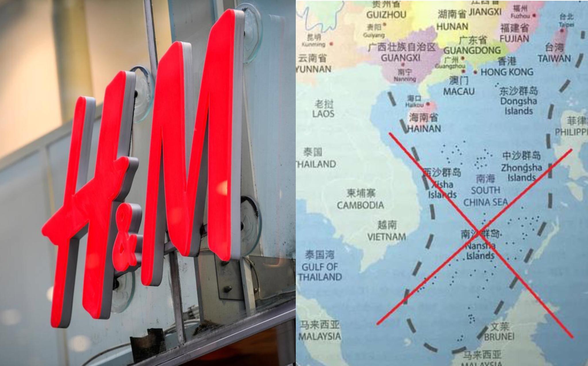 What happens in Vietnam?: H&M và đường lưỡi bò