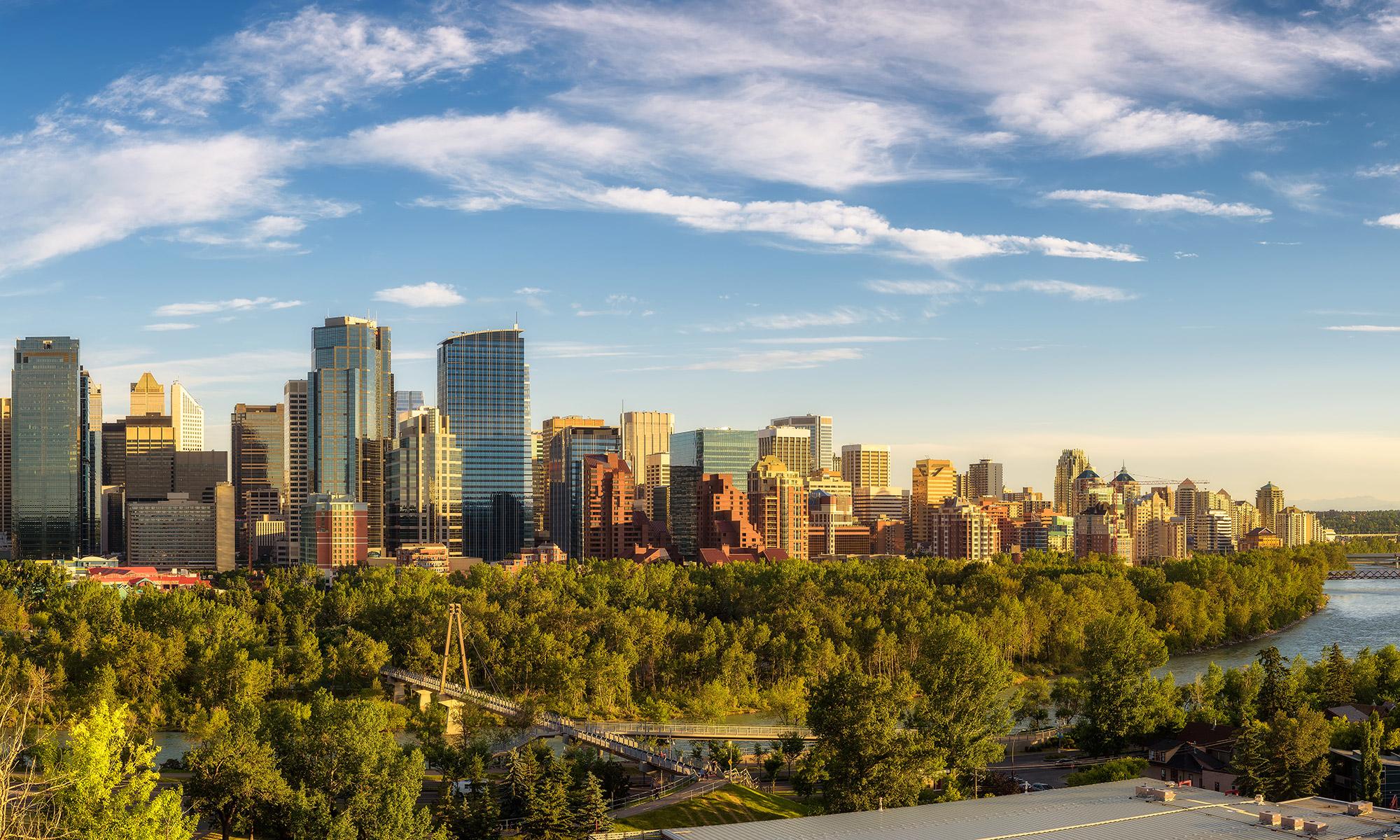 Khám phá tỉnh bang Alberta tại Canada